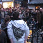 Cross Procession for pub